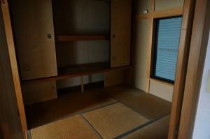 フルリフォーム前の和室