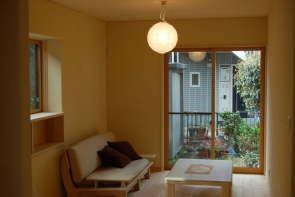 二世帯住宅にリノベーション