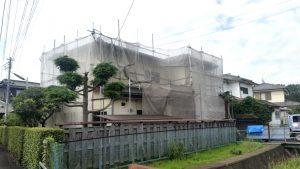 東村山市で屋根の葺き替えと外壁塗装