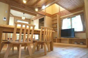 入間市無垢の家完成見学会を開催します