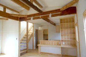さいたま市の事例写真 リノベーション住宅の家づくり